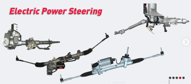 Pemasangan Power Steering